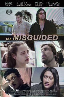 Movie Poster for The Misguided