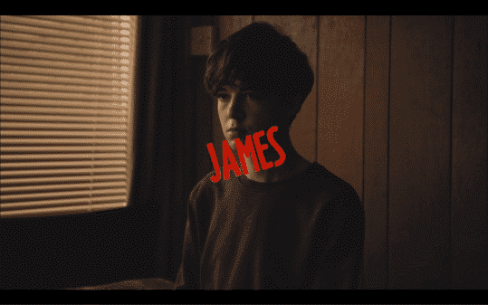 The End of the Fing World Season 1 Episode 1 [Series Premiere] – Alex Lawther as James