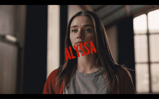 The End of the Fing World Season 1 Episode 1 [Series Premiere] – Jessica Barden as Alyssa