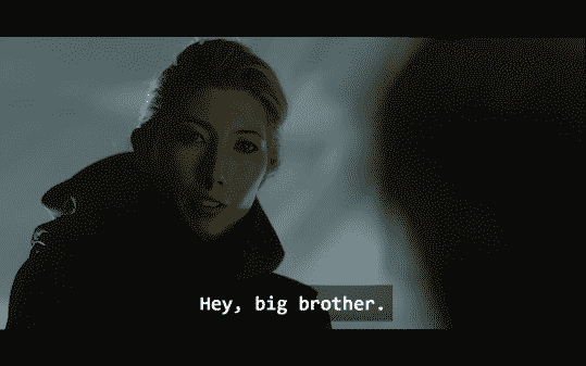 Dichen Lachman as Adult Rei in Altered Carbon.