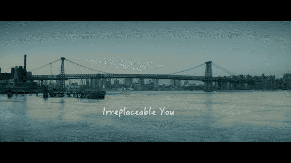 The title card for Irreplaceable You