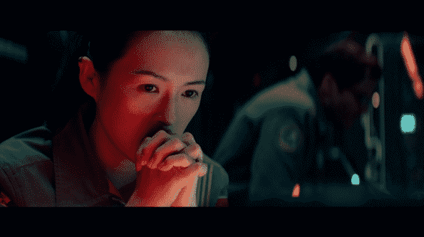 Ziyi Zhang as Tam in Cloverfield Paradox
