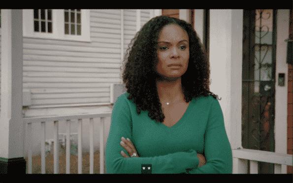 Joyful Drake as Venus, Coach Hardwick's ex