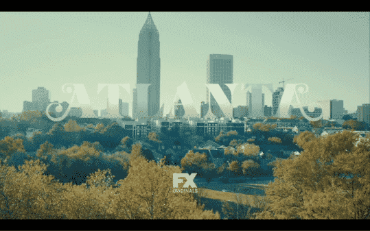 Title Card for Atlanta