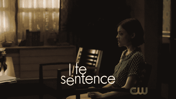 Title Card for Life Sentence.