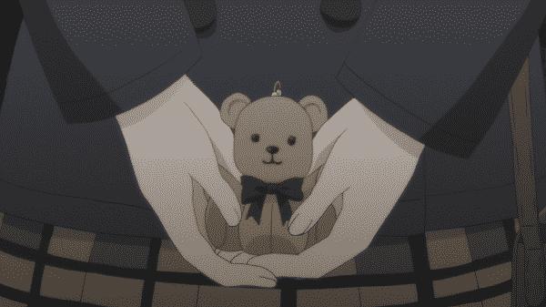 Mei's bear.