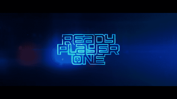 Title Card for Ready Player One