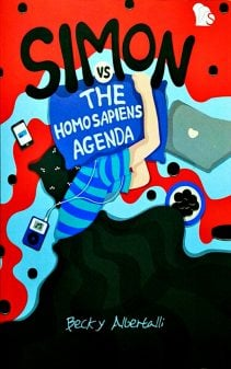 Simon Vs The Homosapiens Agenda book cover