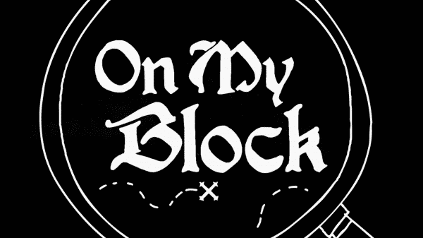 Title Card for Episode 9 of On My Block
