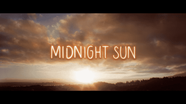 The Title Card for Midnight Sun
