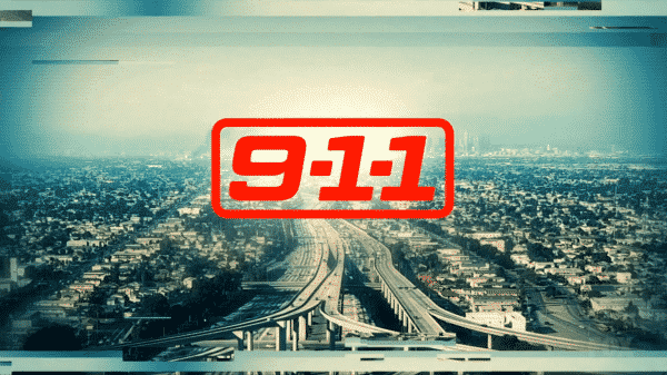 Title card for 9-1-1