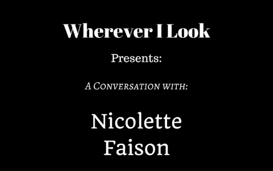 A Conversation With Preacher (Soon To Be Pastor) - Nicolette Faison - Title Card