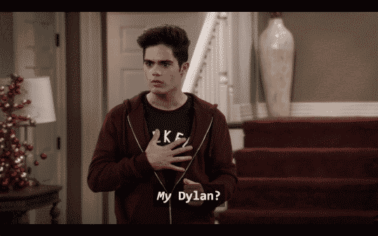 Lucas shocked to hear his Dylan asked Alexa out.