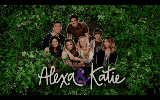 Title Card for Alexa and Katie