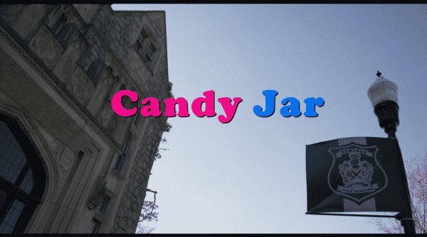 Title Card for movie Candy Jar