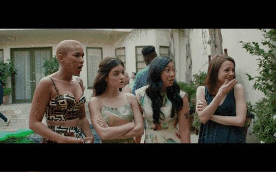Alexandra Ship, Lucy Hale, Awkwafina, Kathryn Prescott