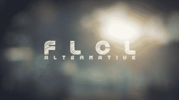 Title card for FLCL alternative.