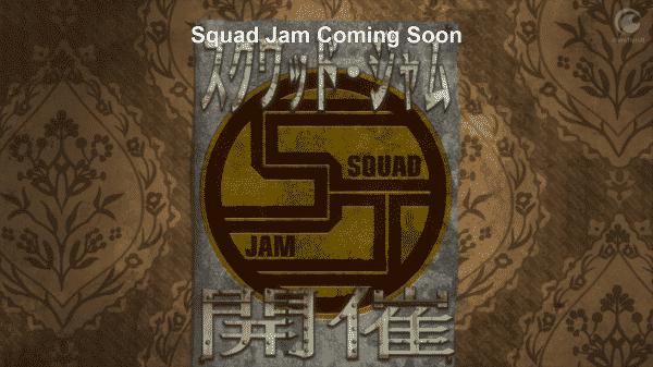 Squad Jam poster.