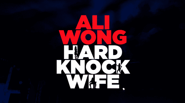 Title Card for Ali Wong's Netflix comedy special