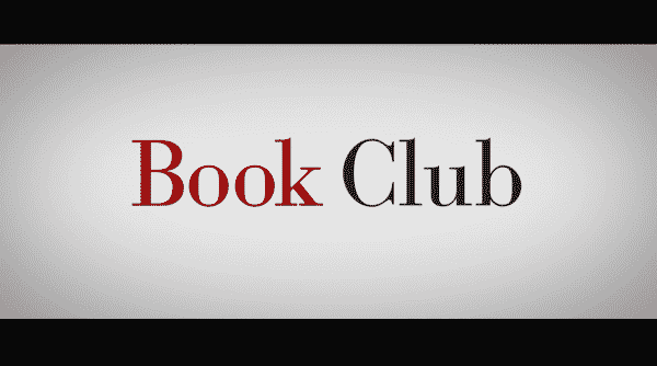 Title card for the movie Book Club.