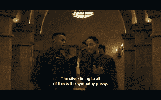 Dear White People Season 2 Episode 2 Chapter 2 - Reggie and Troy