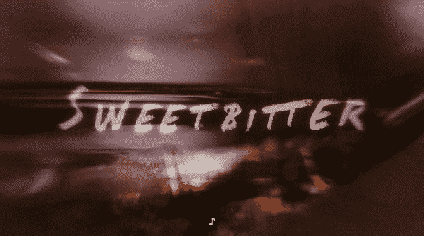 Title card for SweetBitter.