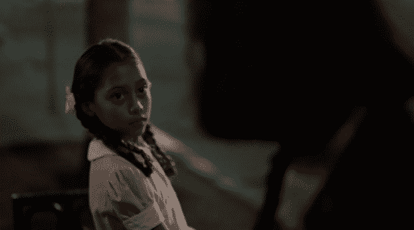A apparition that haunts Emma.
