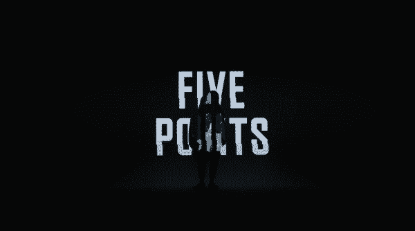 Title card for episode 4 of Five Points.