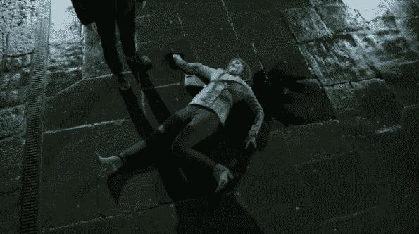Karen after a mob attack killed her.