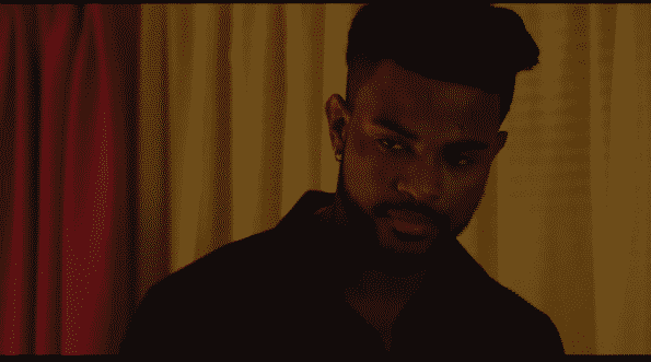Trevor Jackson as Priest in the movie Superfly.