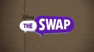 Title card for Disney's The Swap.