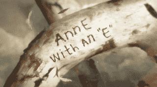 Title Card for Anne With An E season 2
