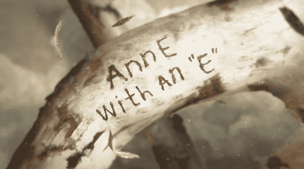 Title Card for Anne With An E season 2