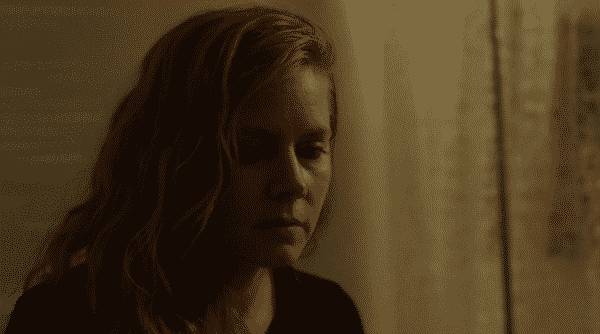 Amy Adams as Camille.