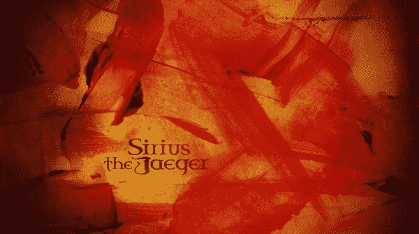 Title card for Sirius the Jaegar