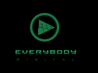 Logo for Everybody Digital.