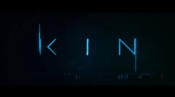 Title card for the movie KIN