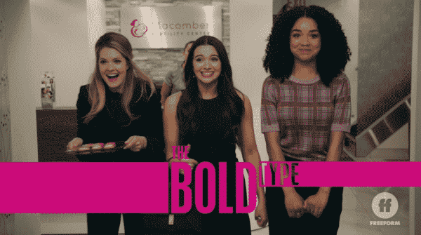Title card for Episode 10, Season 2, of The Bold Type.