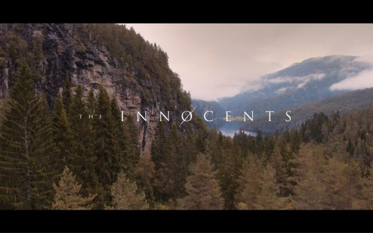Title card for the season finale of The Innocents