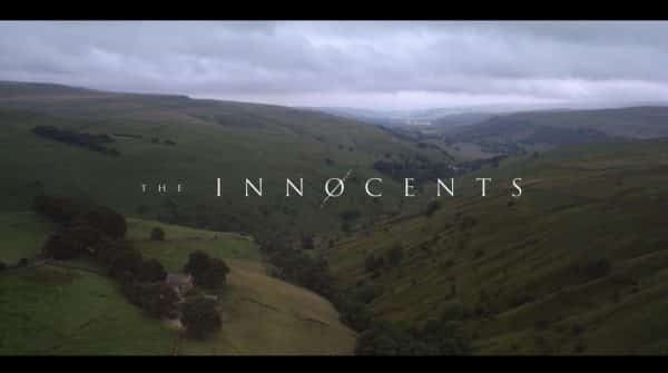 Title card for Netflix's The Innocents.