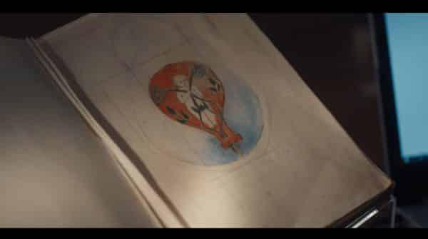 Symbol in the ASHM 782 book