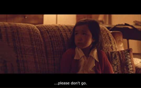 Annie Q as Angie Wang in MDMA.