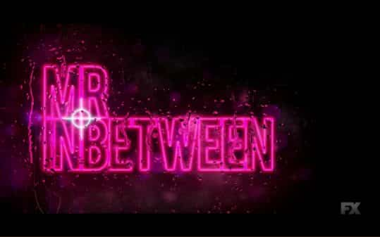 Alternative Title Card for Mr. Inbetween.