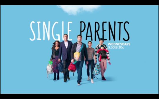 Alternative title card for Single Parents.