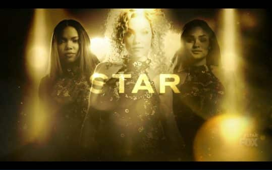 Title card for Fox's STAR