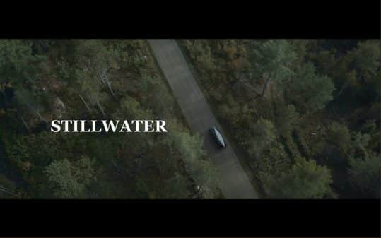 Title card for movie Stillwater.