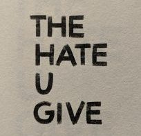 The Hate U Give Title