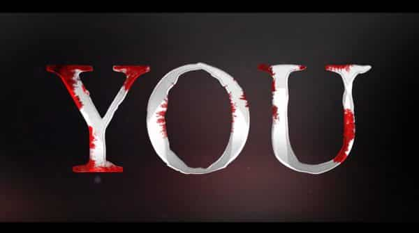 Title card for Lifetime's You.