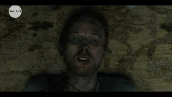 Benji's rotting corpse.