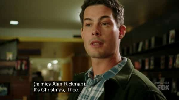 9 1 1 Season 2 Episode 10 Merry Ex Mas Mid Season Finale Doug Matthew Clark